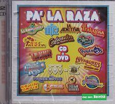 La Arrolladora Gerardo ortiz Fidel Rueda Pa La RAza CD+DVD New Nuevo