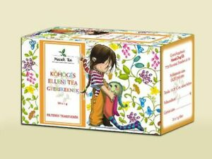 Children Kids Cough Relief Mucus Remedy Traditional Natural Herbal Tea Blend