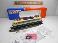 Roco 43389 - HO - DB - E-Lok 110 340-7 - OVP #3023