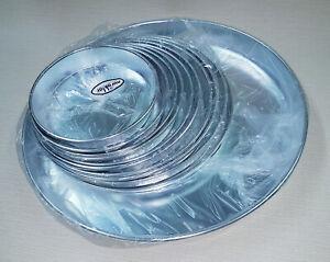 Alu Backblech Bratblech Backofenblech rund Qualität NEU aluminium Firin Tepsisi