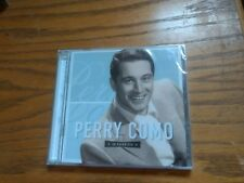 PERRY COMO 30 Favorites 2 CDs NEW SEALED