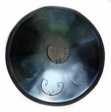 Hand pan Rav drum (Steel tongue drum) - G minor pentatonic + Nylon case