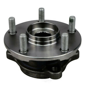 Wheel Bearing and Hub Assembly-FWD Front CRS Automotive Parts NT513258
