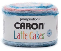 Caron Latte Cakes Yarn Frozen Ginger 530 Yrds Yarnspirations Bulky w/ Pattern
