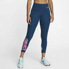 Women's Nike Speed  Icon Clash 7/8 Tights  Size Small CJ1932-432