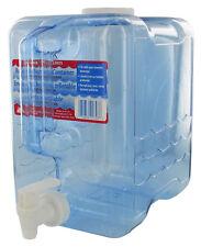 Arrow Plastic 00743 2 Gallon Blue Beverage Container