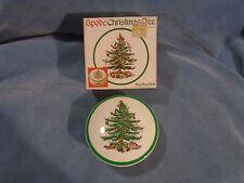 Spode Christmas Tree Bon Bon Dish Made in England