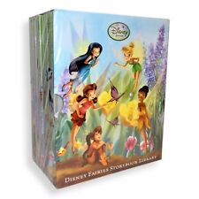 New DISNEY Fairies Storybook Library 12 Volume Hardcover Set (2010)