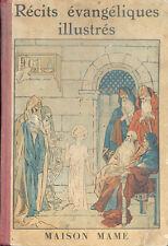 Récits évangéliques illustrés/Colette et Bernard en Palestine/1934