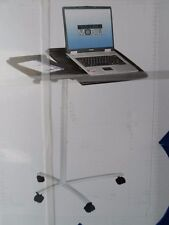 Techni Mobili RTA-B001N Mobile Computer Laptop Caddy Cart Espresso Color