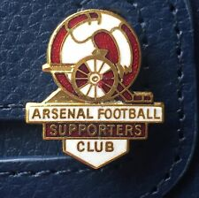 Vintage Arsenal Football Supporters Club badge