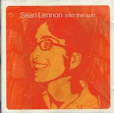 CD album: Sean Lennon: into the sun. grand royal
