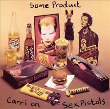 FREE US SHIP. on ANY 3+ CDs! ~Used,Very Good CD The Sex Pistols: Some Product/Ca