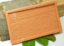 (B001) forma de silicona para pared escombros en Plantillas Regulares, ESCALA N