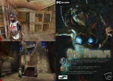ARX FATALIS 3D Rollenspiel Deutsch XP Neuwertig