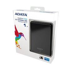 """ADATA DashDrive HV620 1To 2.5"""" USB 3.0 Disque dur externe portatif - noir"""