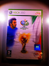 MONDIALI GERMANY 2006 XBOX360 SEALED  SIGILLATO