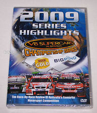 V8 Supercars 2009 Series Highlights DVD Jamie Whincup New