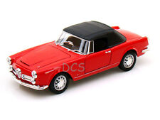 Welly 1960 ALFA ROMEO SPIDER 2600 RED 1/24 Diecast Car 24003HW-RD