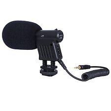 Movo VXR1000 Mini HD Shotgun Condenser Microphone for DSLR Video Camera