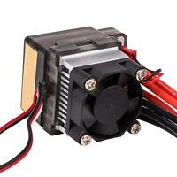 320A High Voltage ESC Brush Speed Controller for RC Car Truck Dual/Single Motor
