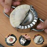 Eco-Friendly Pastry Tools Stainless Steel Dumpling Maker Cutter Mould