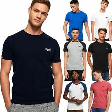 Superdry T-Shirts - Orange Label Tee's - Assorted Colours