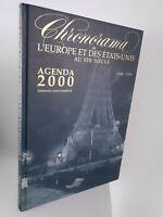 Diario 2000 Chronorama EUROPA Y USA XIX Aniversario Ediciones Louis Pariente