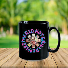 The Red Hot Chili Peppers Asterisk Coffee Mugs