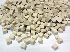 Tessere Marmo Mosaico! BIANCONE Bianco-Beje Mosaic Tiles! N 14 mm 5X5