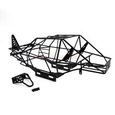 RC 1/10 SCALE AXIAL WRAITH RR10 BOMBER FULL METAL FRAME BODY ROLL CAGE BLACK