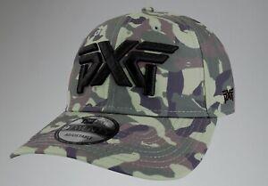 Brand New PXG Jungle Camo Golf Players Hat - NEW ERA- Adjustable