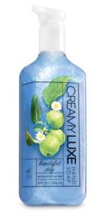 Bath & Body Works Beautiful Day Creamy Luxe Hand Soap 8 FL OZ 236 mL