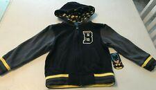 Toddler Boys Batman Gothem City jacket new size 4