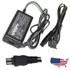 AC Wall Power Supply Adapter Cord Cable For Sony Cybershot DSC-HX1 V B Camera US