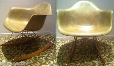 EAMES RAR ROPE EDGE GREEN 1st G'49 Rocker Zenith pre-Herman Miller Rocking Chair