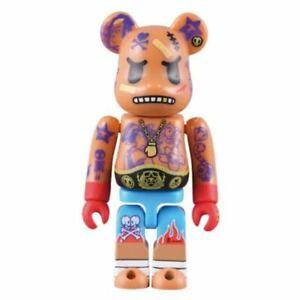 Tokidoki Bearbrick 100% Fighter 2010 Medicom Toy Be@rbrick Rare Limited Boxer TD