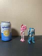 TRANSFORMERS DX9 WAR IN POCKET - X14 LEAH & X15 TOUFOLD SET OF 2  US Seller