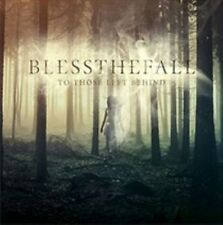 BLESSTHEFALL - TO THOSE LEFT BEHIND NEW CD
