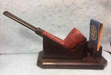 Vintage Pipe Stand / Matchbook Holder, Great Display