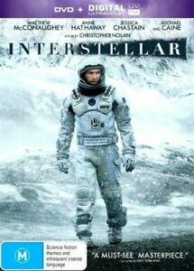 Interstellar (DVD, 2018) VGC, FREE POST