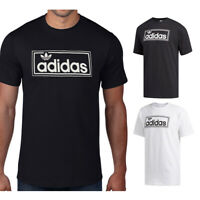 Adidas Men's Short Sleeve Cotton New Icon Graphic T-Shirt
