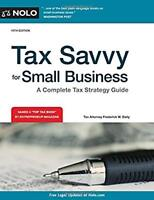 Tax Savvy for Small Business A Complete Tax Strategy Guide