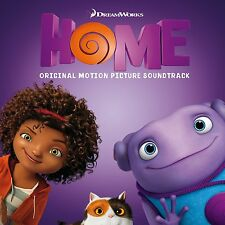 HOME ( NEW SEALED CD ) OST / ORIGINAL MOTION PICTURE FILM SOUNDTRACK / RIHANNA