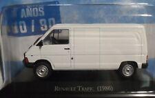 Renault  Trafic 1986 Diecast Autos Inolvidables  1:43  Argentina