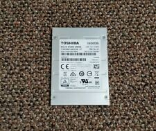 TOSHIBA 1920GB 1.92TB SSD, 2.5 inch Drive SATA III THNSN81Q92CSE 2Tb (tested)