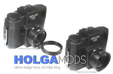 Holgamods Holga 58mm Press-On Filter Ring