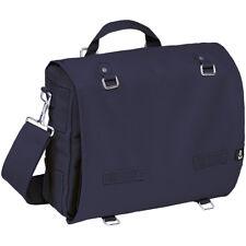 Brandit Large Canvas Bag Marine Shoulder Pack Police Cadet Patrol Messenger Navy