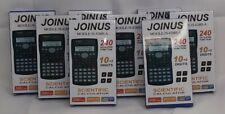 Wholesale Lot of 8 - Joinus Scientific Calculator Js-82ms-A