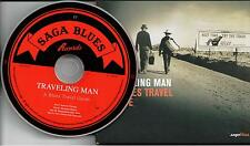 Traveling Man - A Blues Travel Guide CD Album Digipack 2004
